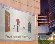 Pieroni campagna pubblicitaria